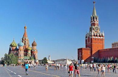 Веб-камера Москва, Красная Площадь в реальном времени