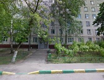 Веб-камера Москва, улица Зеленодольская в реальном времени