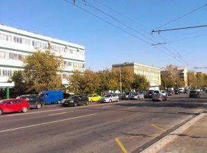 Веб-камера Москвы, Рязанский проспект в реальном времени