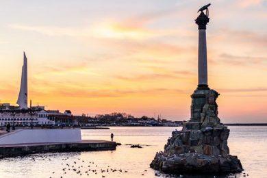 Веб-камера Севастополя в реальном времени
