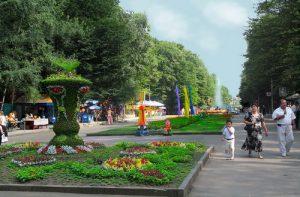 Веб-камера Ставрополя в реальном времени