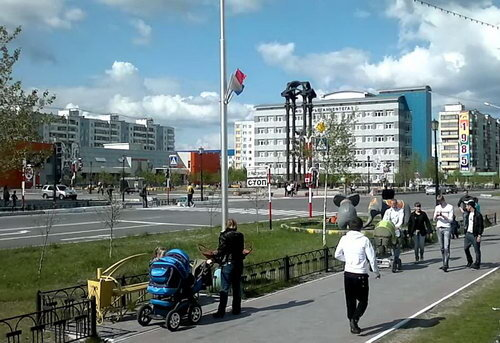 Веб-камера Ханты-Мансийский округ в реальном времени