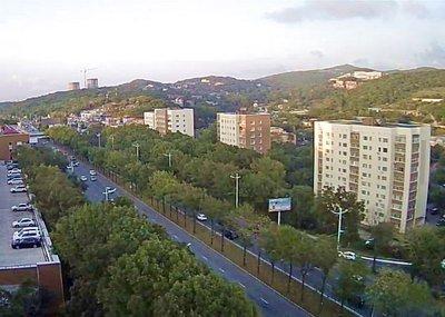 Веб-камера Владивосток, Проспект Столетия Владивостока в реальном времени