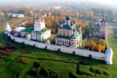 Веб-камера Переславль-Залесский (Ярославская область) в реальном времени