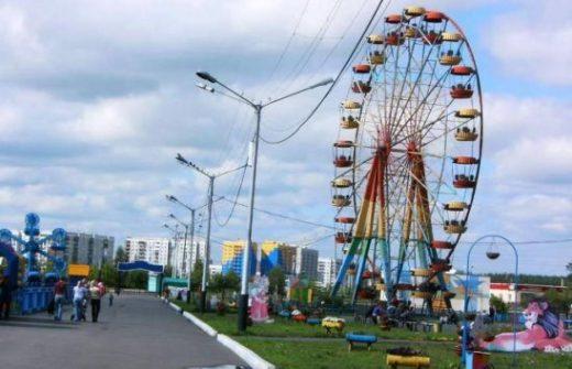 Веб-камера Прокопьевск в реальном времени