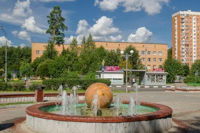 Веб-камера Троицк (Московская область) в реальном времени