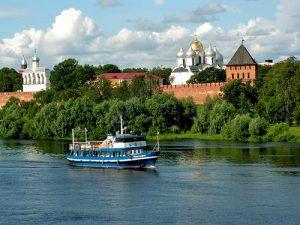 Веб-камера Великий Новгород в реальном времени