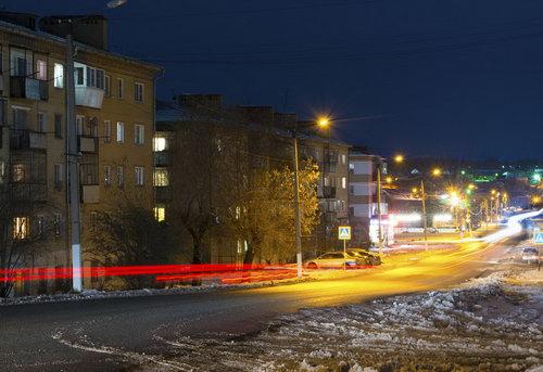 Веб-камеры посёлка Миасское