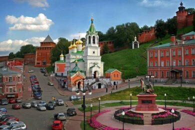 Веб-камеры Нижний Новгород