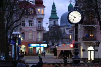 Веб-камеры Тернополь